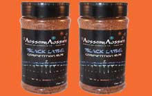 black label BBQ contest rub for winners in any contest a sweet and spicy blend sure to ignite your taste buds